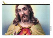 Jesus Big Heart Carry-all Pouch