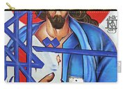 Jesus Tears Carry-all Pouch