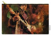 Jimi Hendrix 01 Carry-all Pouch