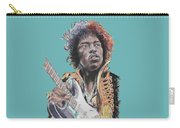 Jimi Hendrix 1 Carry-all Pouch