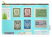 Jnf Stamps  Carry-all Pouch