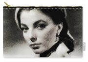 Joan Collins, Actress Carry-all Pouch