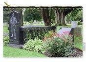 Joe Frazier Gravesite Carry-all Pouch
