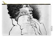 John Keats (1795-1821) Carry-all Pouch