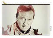 John Wayne, Actor Carry-all Pouch