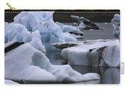 Jokulsarlon Glacier Lagoon Iceland 2431 Carry-all Pouch