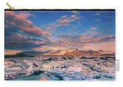 Jokulsarlon Glacier Lake - Iceland Carry-all Pouch