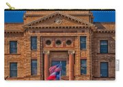 Jones County Courthouse Carry-all Pouch