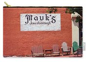 Jonesborough Tennessee Mauk's Store Carry-all Pouch