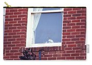 Jonesborough Tennessee - Window Over The Shop Carry-all Pouch