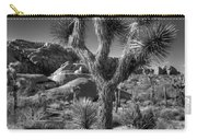 Joshua Tree And Cloud Carry-all Pouch