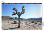 Joshua Tree National Park, California Carry-all Pouch