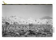 Joshua Tree Panoramic Carry-all Pouch