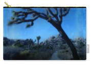 Joshua Trees At Night Carry-all Pouch