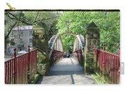 Jubilee Bridge - Matlock Bath Carry-all Pouch