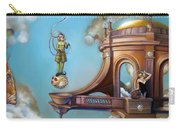 Jugglernautica Carry-all Pouch by Patrick Anthony Pierson
