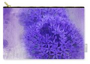 Just A Lilac Dream -4- Carry-all Pouch by Issabild -