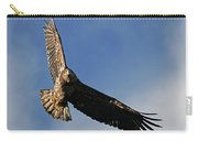 Juvenile Bald Eagle Carry-all Pouch