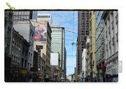 Karney Street San Francisco  Carry-all Pouch