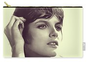 Katharine Ross, Vintage Actress Carry-all Pouch
