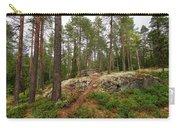 Kaukaloistenkallio Hillside View Carry-all Pouch