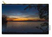 Kejimkujik Sunset Carry-all Pouch