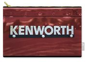 Kenworth Semi Truck Logo Carry-all Pouch