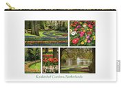 Keukenhof Collage Carry-all Pouch