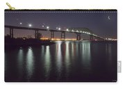 Key Bridge At Night Carry-all Pouch
