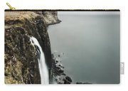 Kilt Rock Waterfall - Isle Of Skye Carry-all Pouch