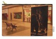 King Kong Remake Poster Mall Casa Grande Arizona Christmas 2005 Carry-all Pouch