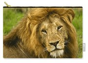 King Of The Savanna Carry-all Pouch