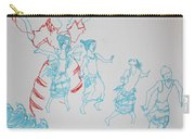 Kintu And Nambi The Journey To Earth Carry-all Pouch