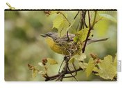 Kirtland's Warbler Carry-all Pouch