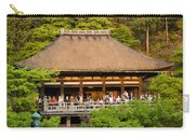 Kiyomizudera Temple Carry-all Pouch