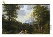 Klassische Landschaft Mit Arkadischer Carry-all Pouch