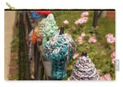 Knit Fence Protectors Carry-all Pouch