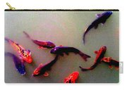 Koi Pond Brooklyn Carry-all Pouch