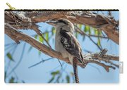 Kookaburra On A Branch Carry-all Pouch
