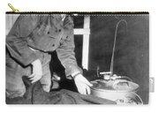 Korean War, 1952 Carry-all Pouch