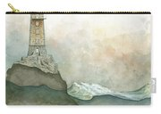 La Vieille Lighthouse Carry-all Pouch