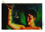 Lady Justice Carry-all Pouch