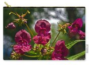 Lady Slipper Orchid Dan146 Carry-all Pouch