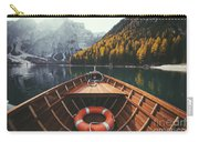 Lago Di Braies Carry-all Pouch