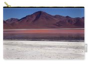 Laguna Colorada And Mountains Carry-all Pouch