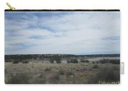 Lake At Concho Carry-all Pouch