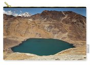 Lakeview From Pico Austria Pass Carry-all Pouch
