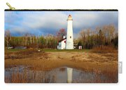 Lake Huron Lighthouse Carry-all Pouch