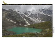 Lake Locce And Monte Rosa - Piedmont / Italy Carry-all Pouch