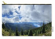 Lake Mcdonald From Mt Brown Trail - Glacier National Park Carry-all Pouch